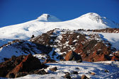 Mountain Elbrus — Stock Photo
