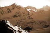 Elbrus 山区 — 图库照片