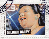 Mildred Bailey — Stock Photo