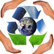 Save the world — Stock Photo