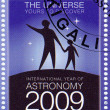 International Year of Astronomy — Stock Photo
