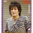 Постер, плакат: Ron Wood from music band of Rolling Stones