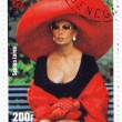 Popular Italian actress Sophia Loren - Stockfoto