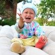 Stock Photo: Crying baby
