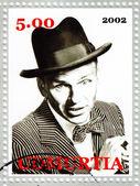 Frank Sinatra — Stock Photo