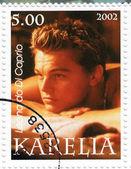 Actor Leonardo Di Caprio — Stock Photo