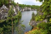 Canyon de marbre — Photo