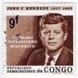 Stock Photo: John Fitzgerald Kennedy