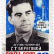 Stock Photo: Cosmonaut Georgy Beregovoi