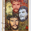 Ernesto Che Guevara - legendary guerrilla — Stock Photo #3748648