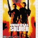 Постер, плакат: Jean Claude Van Damme and Dolph Lundgren