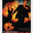Sylvester Stallone and Sharon Stone in The Specialist - Stok fotoraf