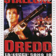 Sylvester Stallone in Judge Dredd — Stock Photo #3790528