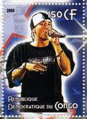 Singer Eminem — Stock Photo