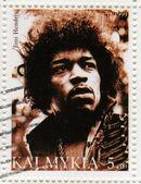 Jimi Hendrix — Stock Photo