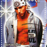 Постер, плакат: Singer Eminem