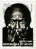 Miles Davis — Stock Photo