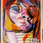 Постер, плакат: Kurt Cobain
