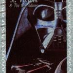 Постер, плакат: Poster Star Wars movie show Dart Vader