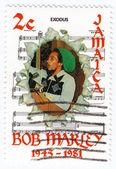 Bob Marley — Stock Photo