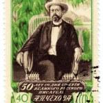 Постер, плакат: Anton Chekhov