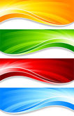 Vector collection of banners — Stock Vector