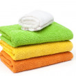 Stock Photo: Towels.