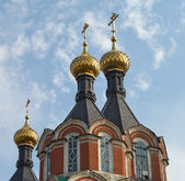 Russische Orthodoxe Kathedrale. — Stockfoto