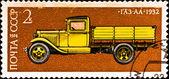 "Vintage car ""GAZ-AA"" — ストック写真"