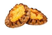 Karelya börek patates ile — Stok fotoğraf