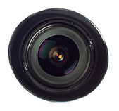 Wide angle zoom lens — Stock Photo