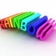 Rainbow — Stock Photo #3064424