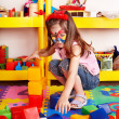 Royalty-Free Stock Photo: Child n play room