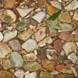 Abstract  texture of  stone pebbles. - Stock Photo
