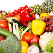 Group of vegetable and fruit. — Stock Photo