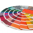 color chart — Stock Photo #2842154