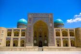 Mir-i Arab madrasah — Stock Photo
