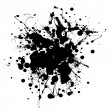 Big blob splat - Stock Vector
