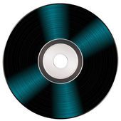 Shiny video cd — Stock Vector