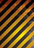 Alert warning orange — Stock Vector