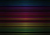 Rainbow stripe metal — Stock Vector