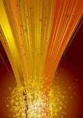 Rainbow dust — Stock Vector