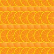 Orange background - Vettoriali Stock