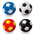 Football variation — Stock Vector