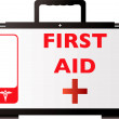 First aid red — Wektor stockowy #3427068