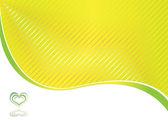 Logo wave — Stock Vector