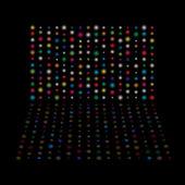 Light glow equaliser — Stock Vector