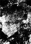 Pommelé grunge noir — Vecteur