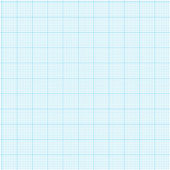 Graph paper — Stock Vector