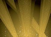 Golden light — Stock Vector